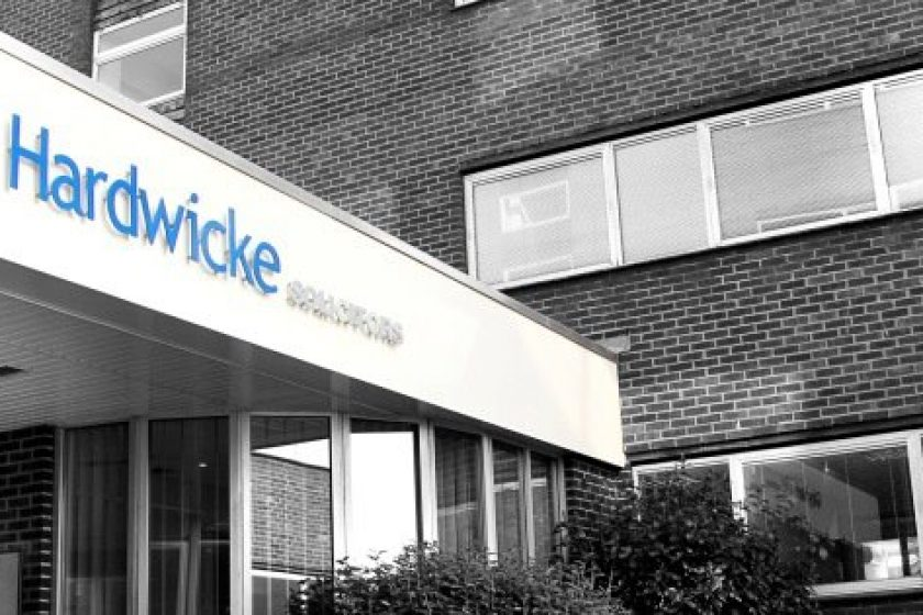Gaby Hardwicke Eastbourne office