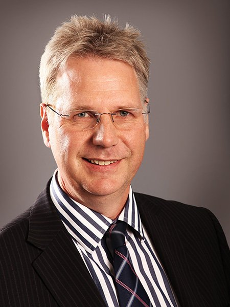 Senior Partner David Young