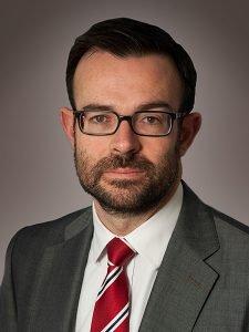 Partner Jeremy Laws