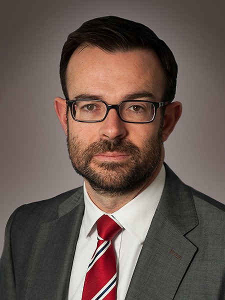 Partner Jeremy Laws