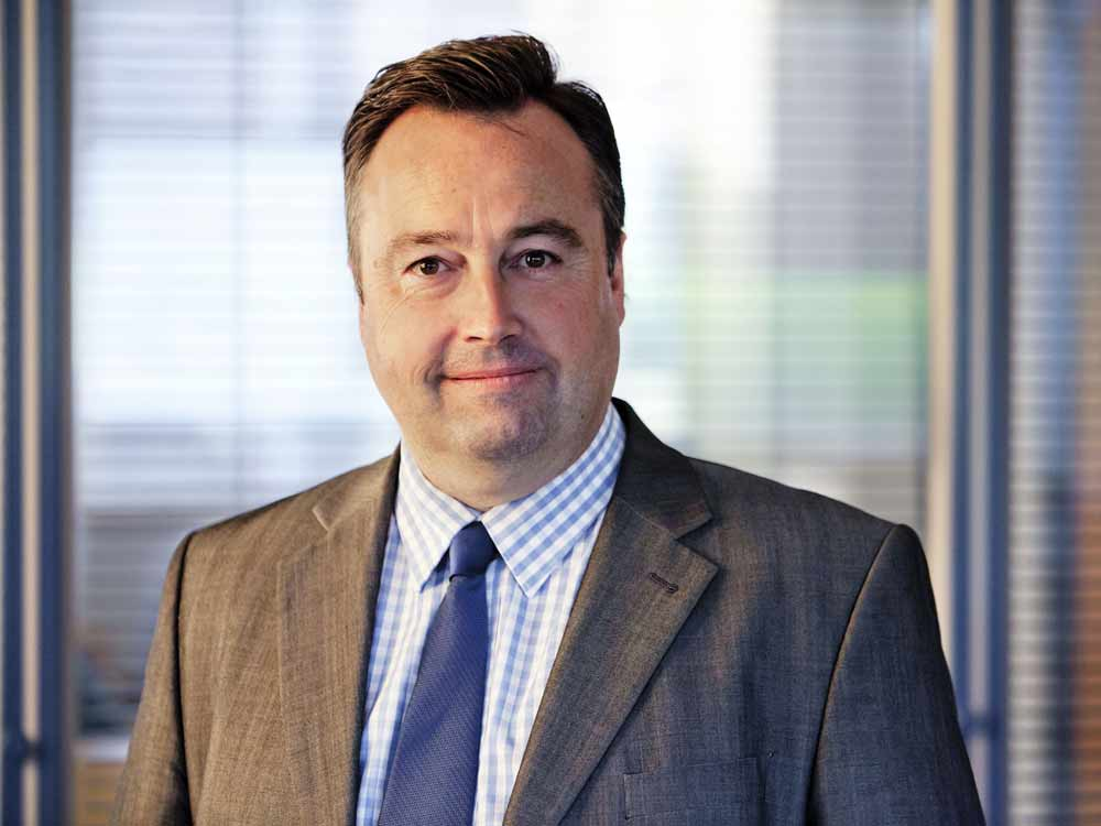 Employment Law Partner Paul Maynard