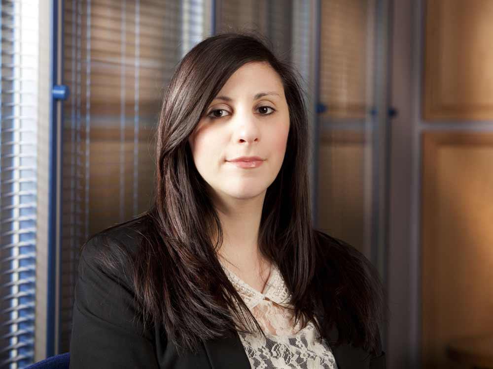 Senior Associate Solicitor Daniela Catuara