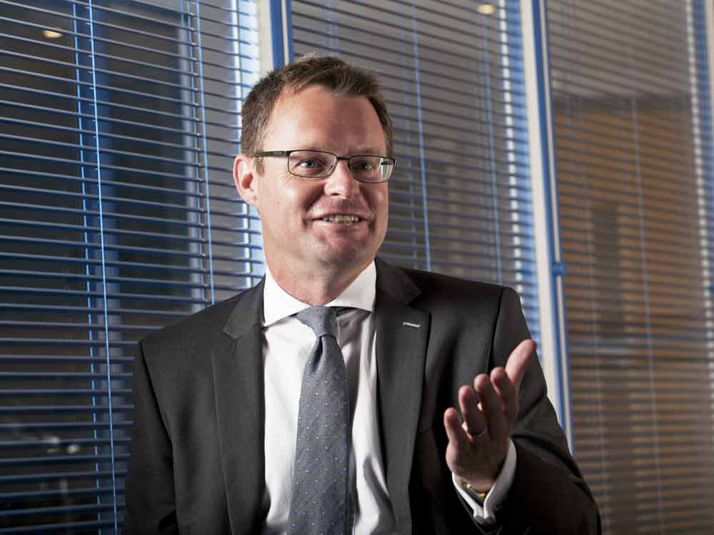 Partner Mark Williams