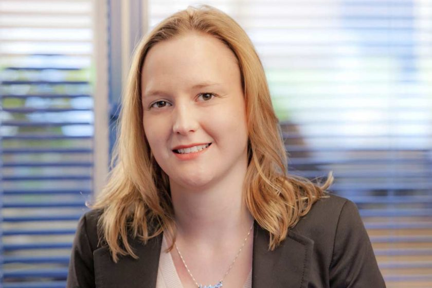 Senior Associate Solicitor Gemma Ritchie