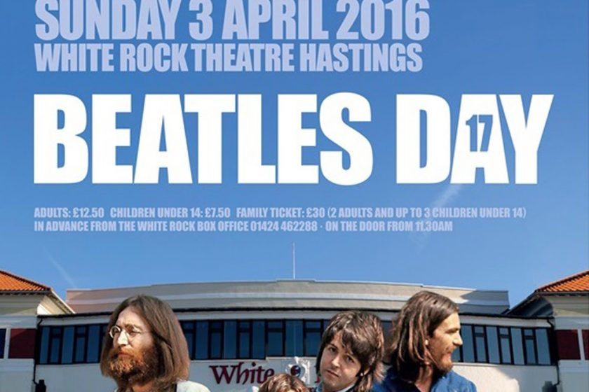 Beatles Day 2016 poster