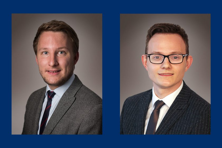 New solicitors